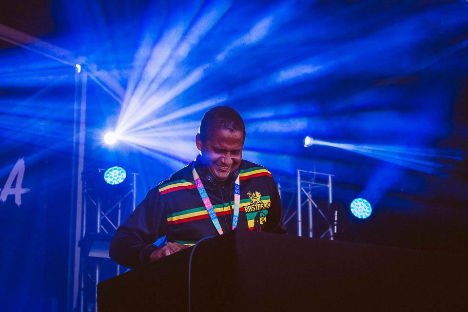 Dia 8 | DJ Ricardo Alves